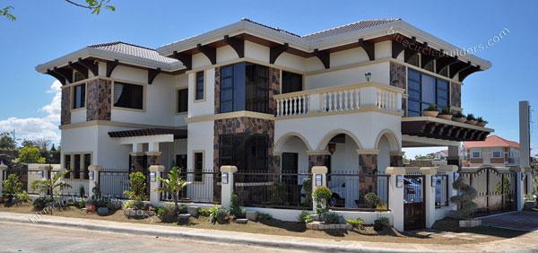 Mediterranean Inspired Residential House