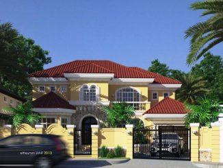 Mediterranean House Concept