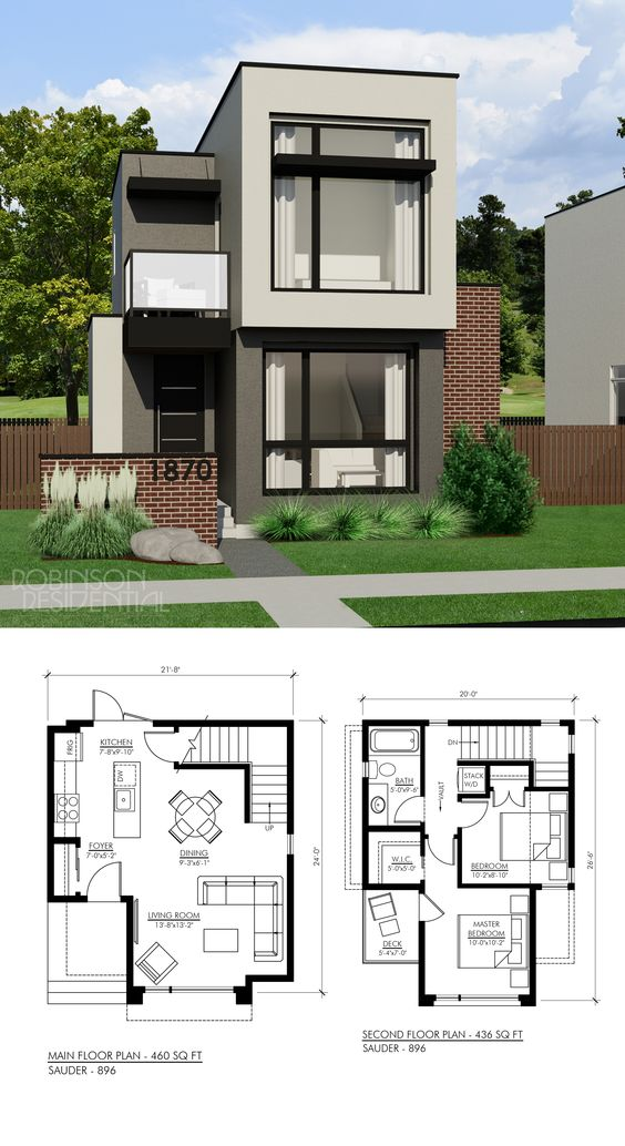 Simple Small House Design With Floor Plan