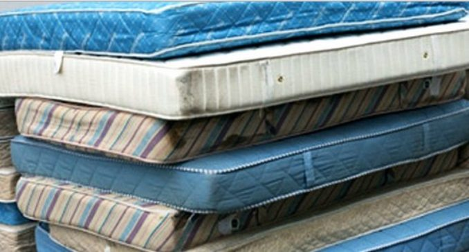 What To Do With Old Mattress