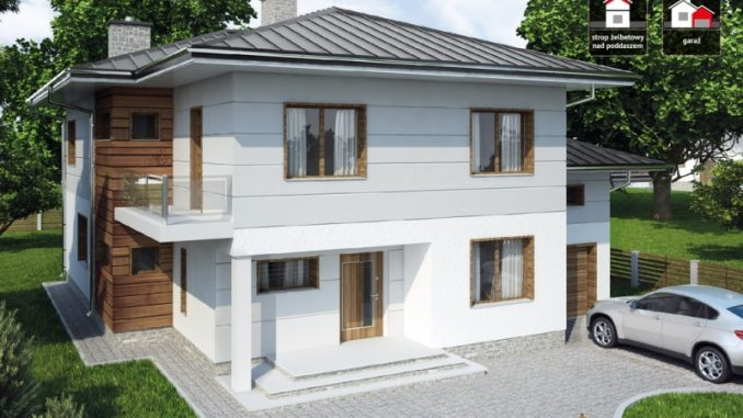 functional two-storey house
