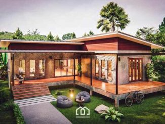 Modern Style House With 2 Bedrooms