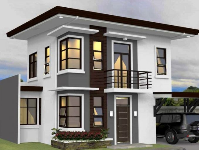 Four Bedroom House Concept