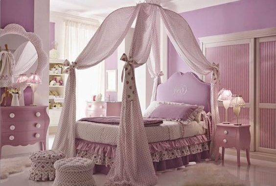 Princess Room Decorating Ideas