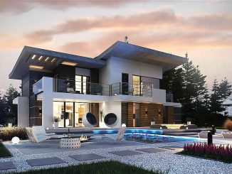 Luxury house concept
