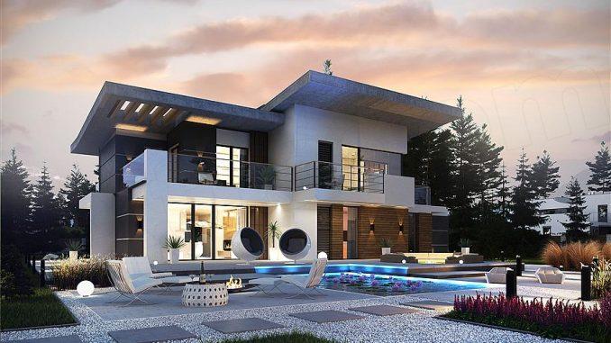 Luxury house concept