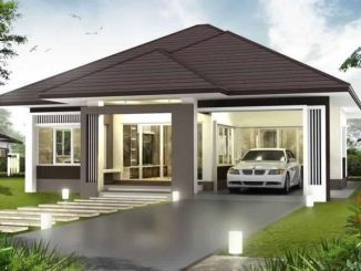 3-Bedroom Bungalow House