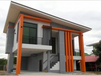 modern one storey house