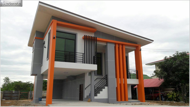 modern one storey house