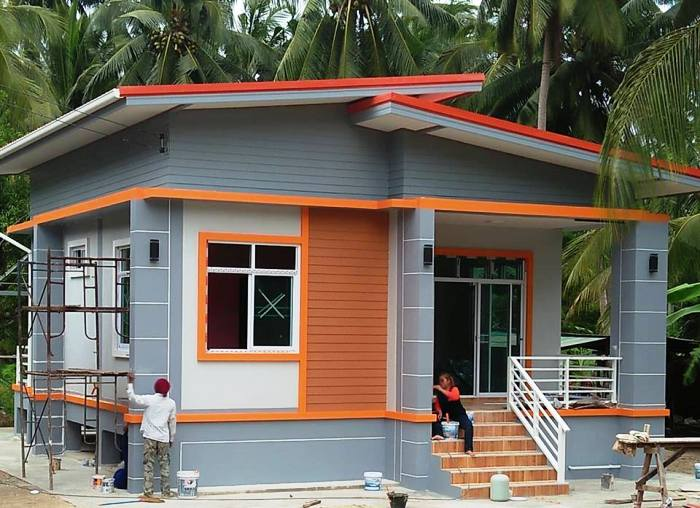 Fit For Your Budget: 2-Bedroom Single Storey House - House ...