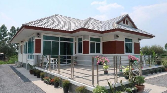 Bungalow Design House