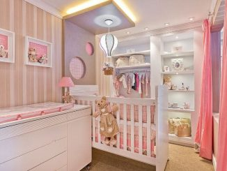 Pink Baby Rooms