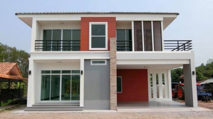 Two-storey House