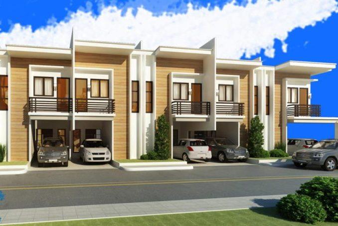 2-bedroom Townhouse Design