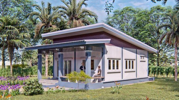 one floor house plan