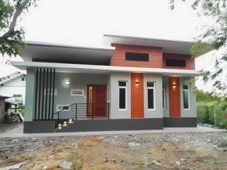 one storey house plan