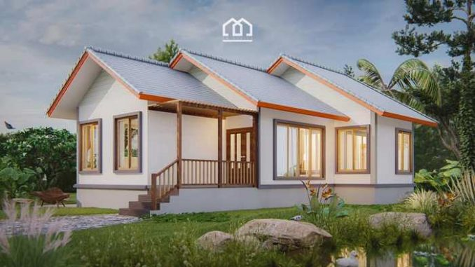 Small House Design Simple Yet Functional Three Bedroom Home