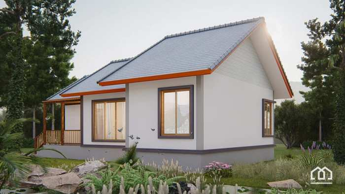 Small House Design Simple Yet