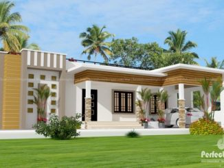 One Storey With Roof Deck Designs Archives House And Decors