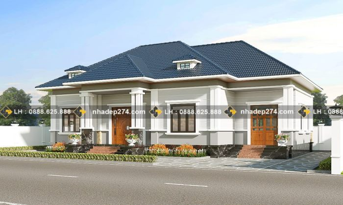Magnificent Four Bedroom Bungalow Everybody S Dream House House And Decors